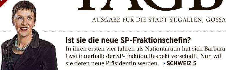 Interview SP-Fraktionspräsidium